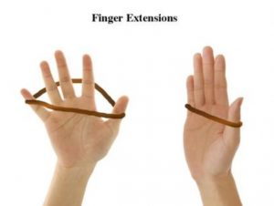 Finger Extension